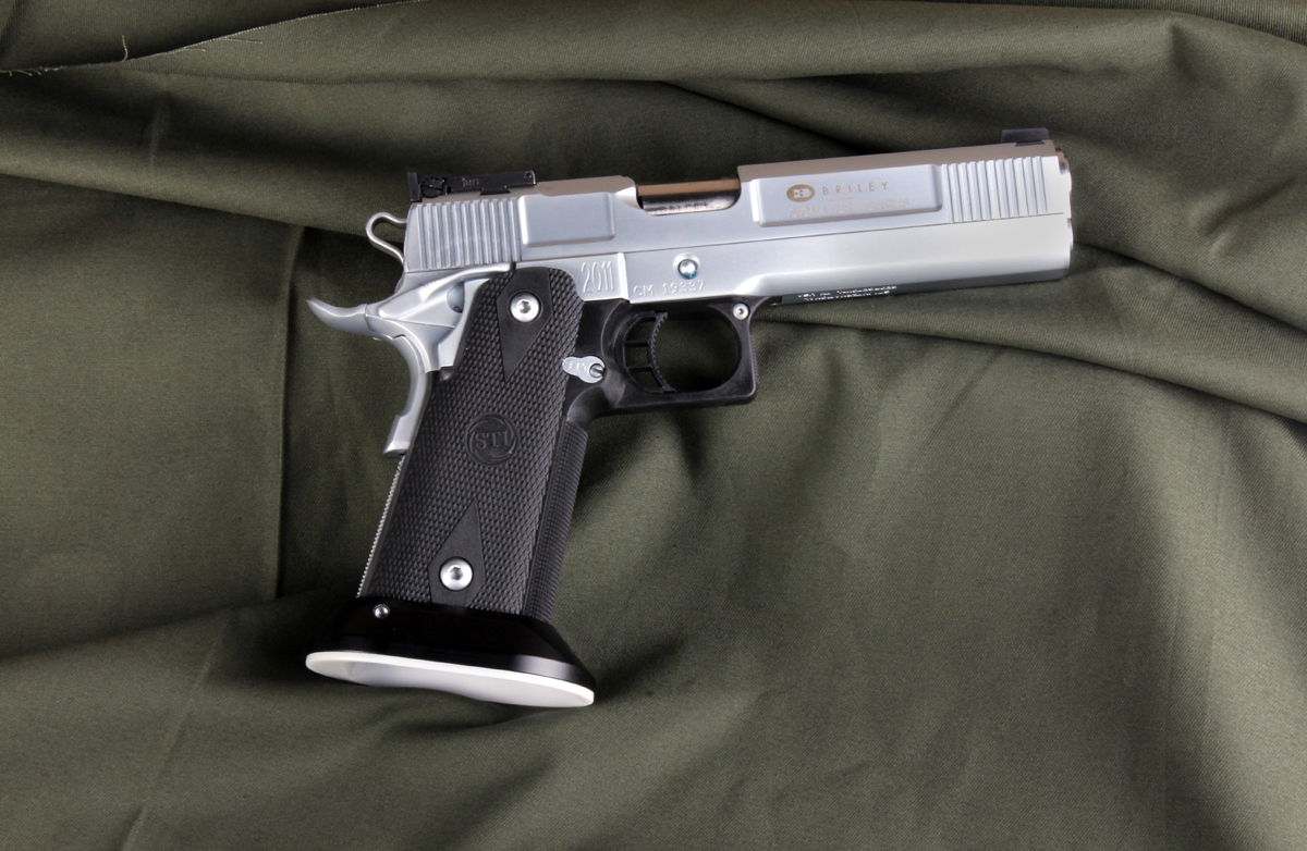 Briley Pd Custom Handguns And Accessories